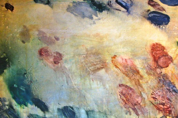 After Turner (2 Of 4), 2006 Oil on Board