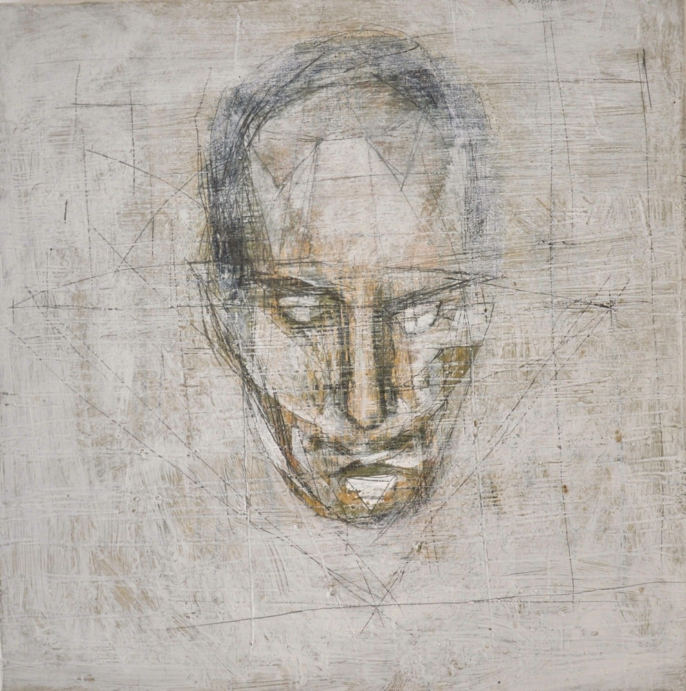 Dr Havel, 2000 Oil on Canvas